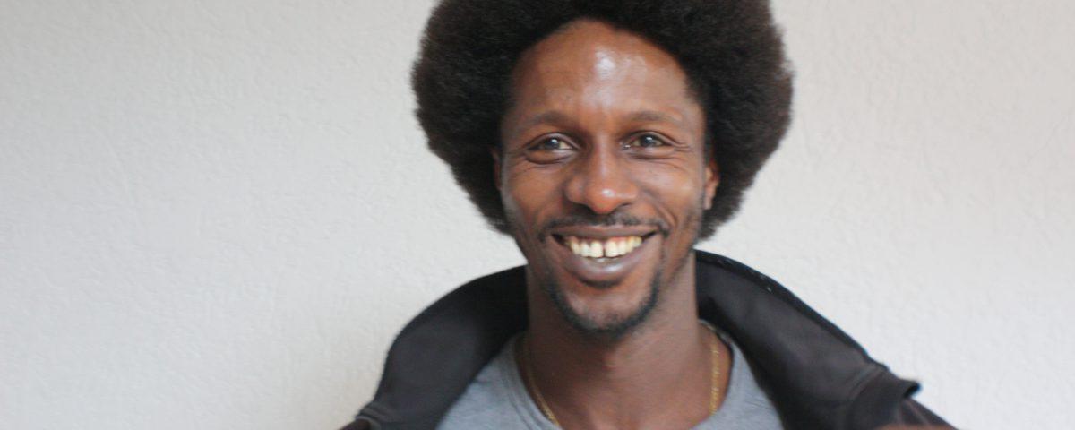 Afro klusman