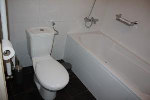 Tegelwerk in badkamer
